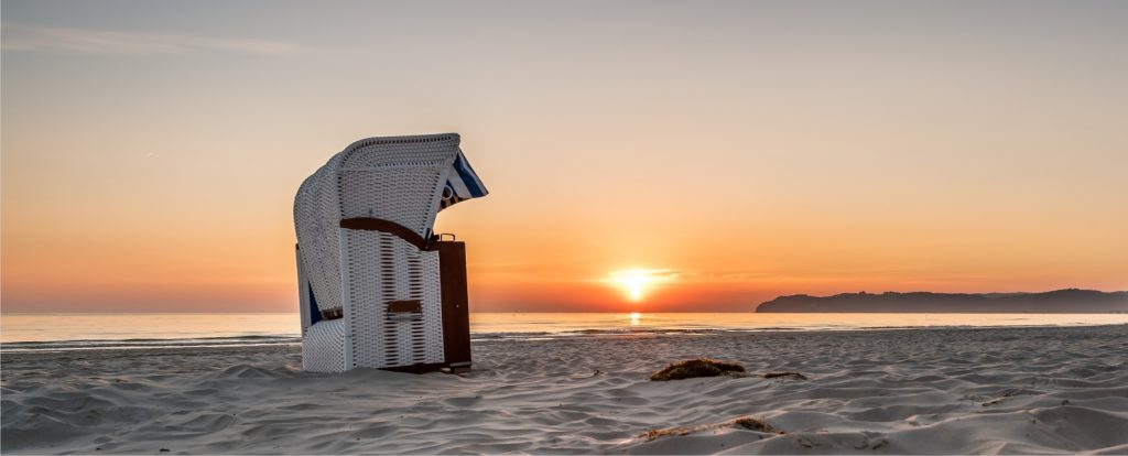 Binz Strandkorb