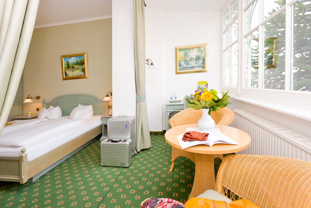 Hotel Villa Neander Zimmer